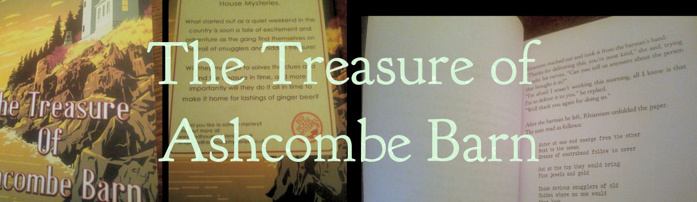 The Treasure of Ashcombe Barn